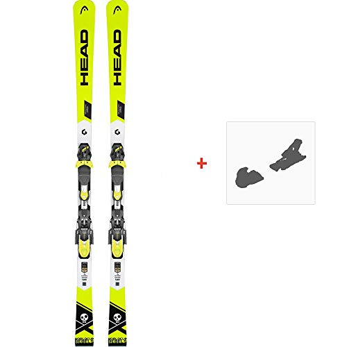 Head WC REBEL I.RACE PRO RP WCR 14 + FF 14 EVO - 2019 - Mis. 170cm
