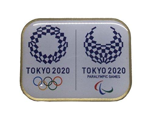 東京 2020 TMG 公式 オリンピック パラリンピック エンブレム コラボ ピンバッジ