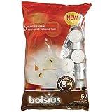 Bolsius Bougie Chauffe-Plat 103630519700 - Cire de Paraffine -...