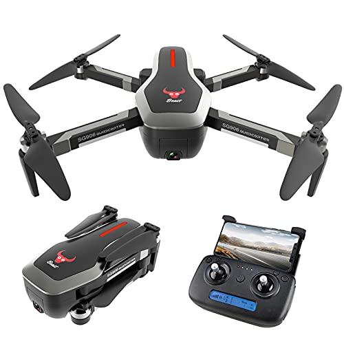 Goolsky SG906 GPS Brushless 4K Drone Fotocamera 5G WiFi RC Droni FPV Pieghevole Posizionamento del Flusso Ottico Mantenimento dell'altitudine RC Quadcopter