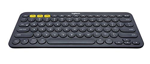 Logitech K380 Tastiera Multidispositivo, Bluetooth...