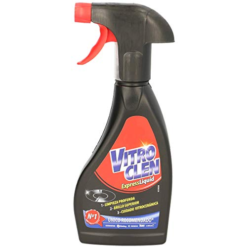 VITROCLEN limpiador vitrocerámica spray 250 ml