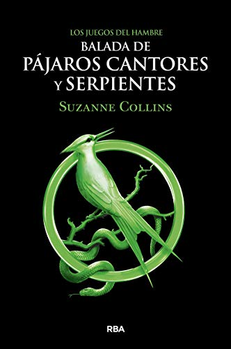 The Hunger Games. Ballad of songbirds and snakes
