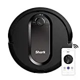 Shark IQ RV1001, Wi-Fi Connected, Home Mapping Robot Vacuum, Without Auto-Empty dock, Black