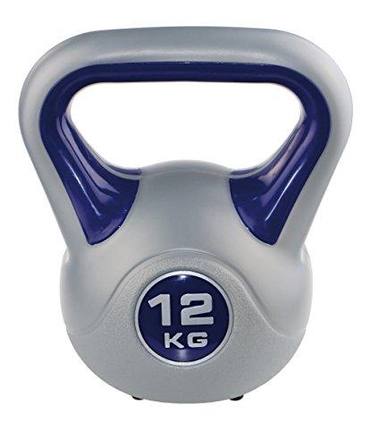 Sveltus - Pesa Rusa para Fitness, Color Violeta (12kg)