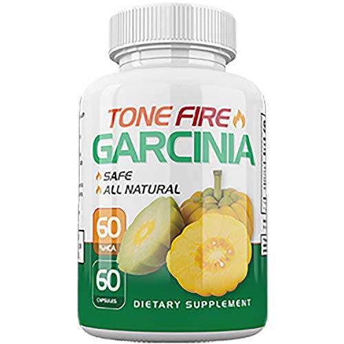 Tone Fire Garcinia Pills - Advanced Weight Loss - Thermogenic Fat Burning Formula 1