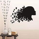 WERWN Nuevo Moderno Creativo Lindo Abeja Pegatinas de Pared decoración de la Pared de la habitación