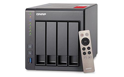 Unidad de almacenamiento en red Qnap Turbo NAS TS-451 + -2G