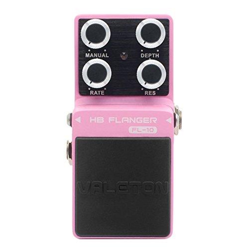 Valeton Loft FL-10 HB Flanger Guitar Effects Pedal Sound Based on Boss HF-2 Hi Band Flanger pedal
