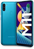 SAMSUNG Galaxy M11 | Smartphone Dual SIM, Pantalla de 6,4'', Cámara 13 MP, 3 GB RAM, 32 GB ROM...
