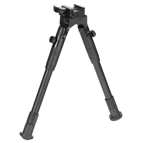 UTG New Gen Hi Pro Shooters Bipod, Quick Detach, 8.7'-10.6'