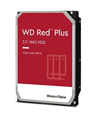 "WD Red 10TB 3.5"" NAS Interne Festplatte - 5400 RPM - WD101EFAX"