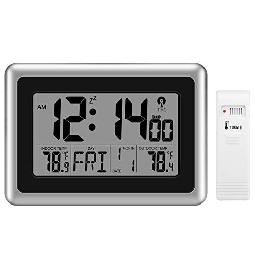 41EN4f6PcoL - 6 Best Atomic Clocks for More Accurate Time Keeping