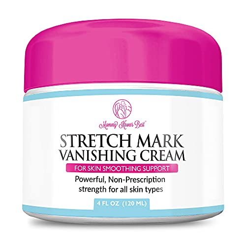 Stretch Mark Cream for Pregnancy & Scar Removal -...