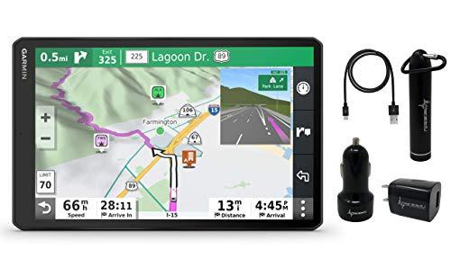 Garmin RV 1090 10in RV Navigator GPS Portable Navigator for RVs...