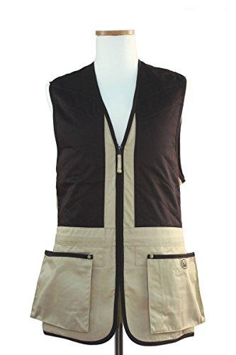 Beretta - Universel - Trap Cotton - Gilet - Homme - Multicolore (beige/marron) - XXL