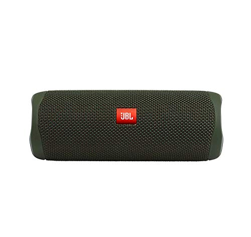 JBL FLIP 5 - Waterproof Portable Bluetooth Speaker - Green (New Model)