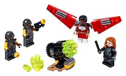 LEGO Marvel Avengers Set #40418 Falcon & Black Widow Team-Up