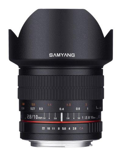 Samyang 10mm F2.8 ED AS NCS CS Ultra Wide Angle...