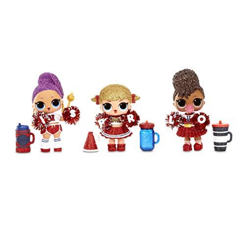 Image 4 - LOL Surprise All-Star BBs - Équipe de pom-pom girls - Poupée étincelante sportive avec 8 Surprises et accessoires - All-Star BBs Série 2 - Poupées à collectionner pour les filles de 3 ans et +