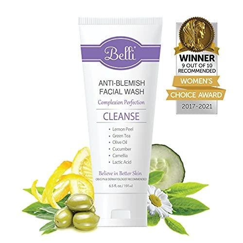 Belli Anti-Blemish Facial Wash – Cleanse...