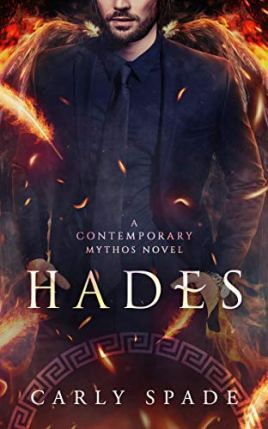 Hades (Contemporary Mythos Book 1) by [Carly Spade]