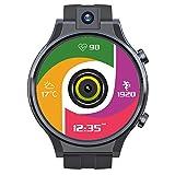 KOSPET PRIME 2 4G Smart Watch, 2.1 pollici Full Touch Screen 4GB RAM 64GB ROM 13.0MP Fotocamera girevole 1600mAh Batteria Android 10 Orologio Telefono WIFI GPS Smartwatch,Compatibile con Android e iOS
