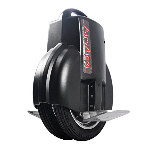 Airwheel Q3, gyroroue autobilanciante Homme, Noir, 51.8x 40.8x 20cm