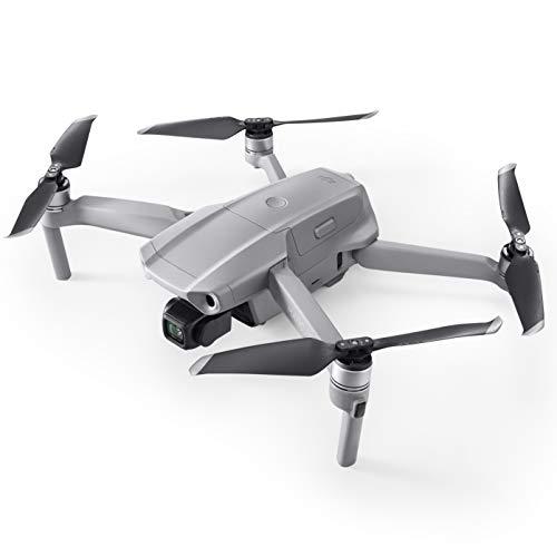 DJI Mavic Air 2 Drone Quadcopter UAV con Telecamera 48MP 4K, Video 1/2', Sensore CMOS, Stabilizzatore 3 Assi, 34 min di Volo ActiveTrack 3.0, Grigio