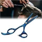Hair scissors set with holster, professional hair cutting scissors salon barber shears hair cutting scissors hairdressing tools(01#)