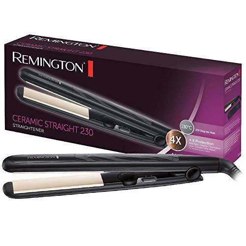 Remington Ceramic Slim S3500 - Plancha de Pelo, Cerámica Anti-...