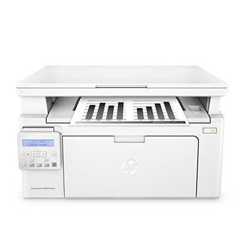 HP LaserJet Pro M130nw All-in-One Wireless Laser Printer, Amazon Dash replenishment ready (G3Q58A), White