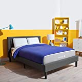 Nectar Queen Mattress + 2 Pillows Included - Gel Memory Foam Mattress - CertiPUR-US Certified Foams - 180 Night Home Trial - Forever Warranty
