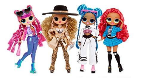 Image 5 - LOL Surprise Poupées mannequins collectionnables pour filles – Avec 20 surprises et accessoires - Da Boss - OMG Series 3