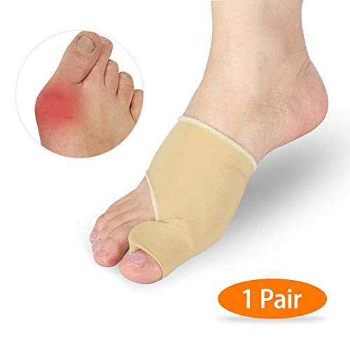 Bunion Corrector & Bunion Relief, Bunion Splint, Big Toe Separator Pain Relief, Toe Separators for Hallux Valgus and Big Toe Joint Pain Relief
