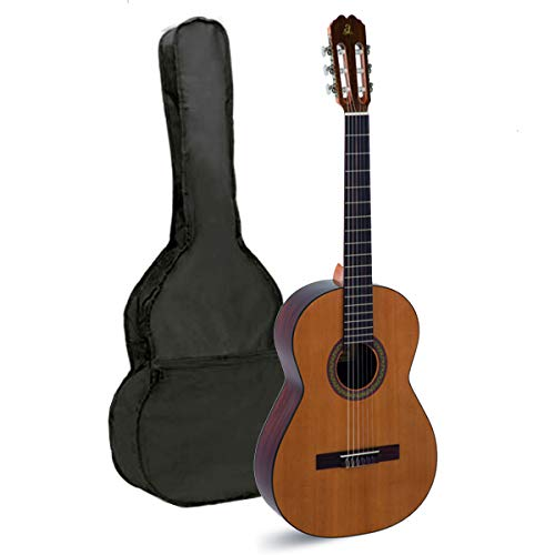 Guitarra Clásica Española Admira Málaga + Funda