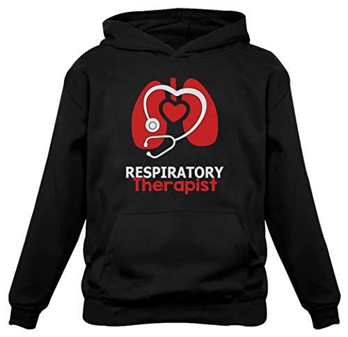 TeeStars - Gift for Respiratory Therapists Women Hoodie...