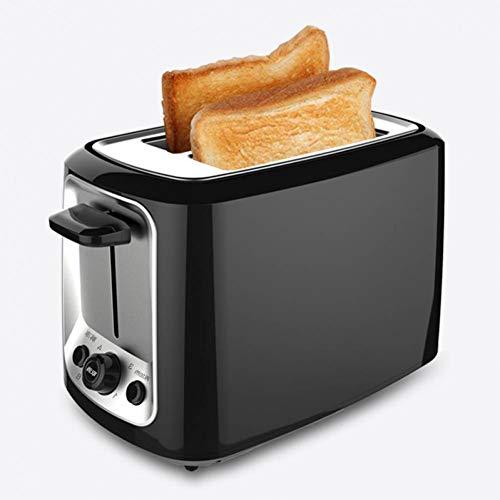 Kitchen Toaster - Tostapane a 2 fette con fessura lunga, 850 W, funzione...