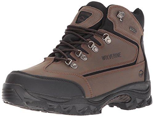 Wolverine Men's W05103 Spencer Boot, Brown/Black,11.5 M