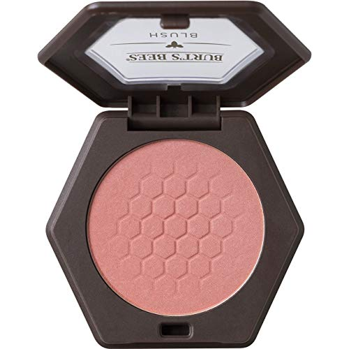 Burt's Bees 100% Natural Origin Blush with Vitamin E, Shy Pink - 0.19 Ounce