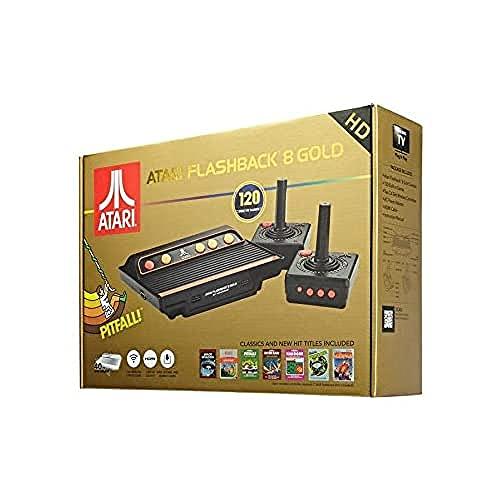 Atari Flashback 8 Gold HD (120 giochi)