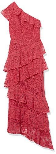41F3fu4nrAL One shoulder Tiered dress