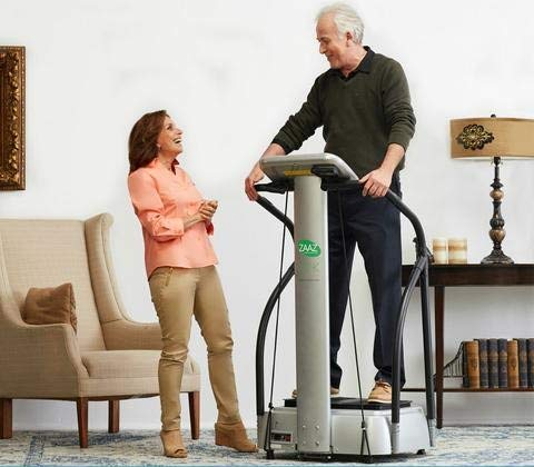 ZAAZ 20k The #1 Whole Body Vibration machine in the world The Machine That Changes Everything. 5