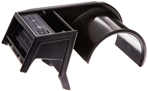 Tartan Hand-Held Box Sealing Tape Dispenser HB902, Black