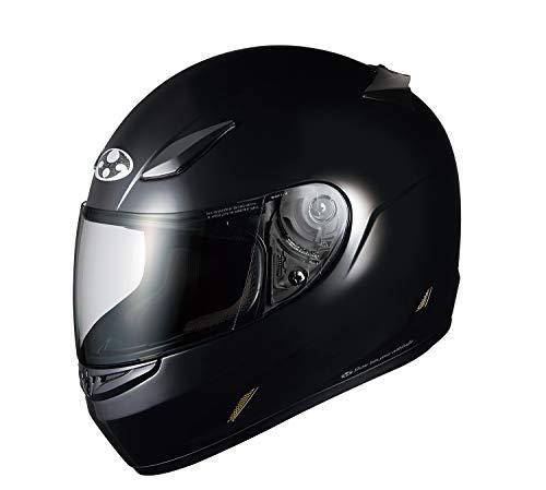 オージーケーカブト(OGK KABUTO)バイクヘルメット フルフェイス FF-R3 ブラックメタリック S (頭囲 55cm~56cm)