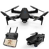 EACHINE E520S Drone avec Camera 4k HD GPS 5G-WiFi Pliable FPV Quadcopter 1200mAh...