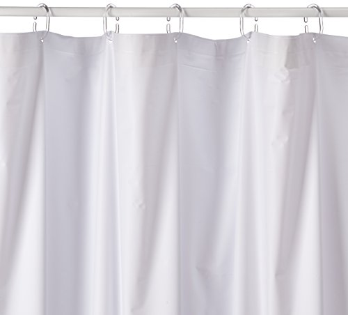 Sealskin Duschvorhang Granada, Farbe: Weiß, B x H 240 x 180 cm