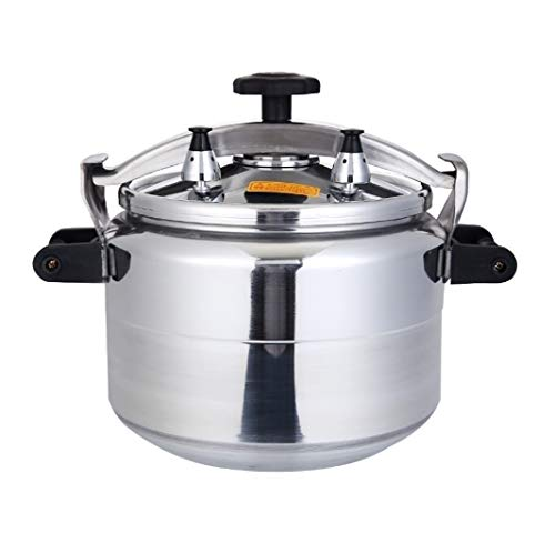 Pressure Cooker, Aluminum Alloy Large-capacity Explosion-proof Pressure Cooker, Multifunctional Household,commercial High-pressure Cooking Cooker, Hotel, Restaurant Gas Cooker Induction Cooker Univers