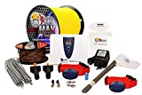 Extreme Dog Fence Max Grade Electric Dog Fence - 2 Dog Kit - 1500