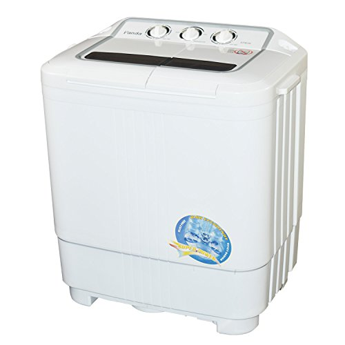 Panda Small Compact Portable Washing Machine 7.9lbs Capacity...